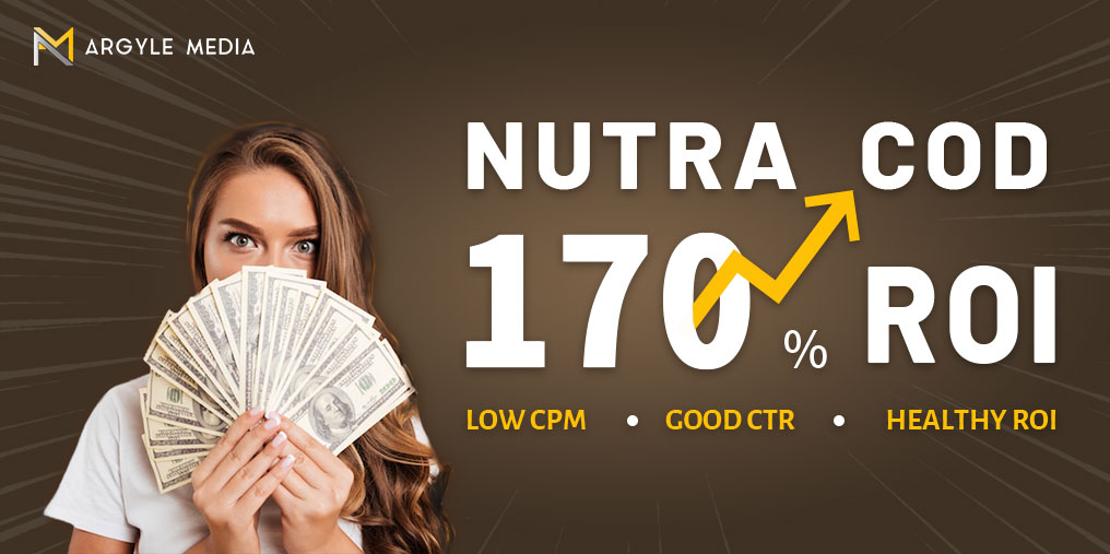 Case Study: Testing a Nutra COD Offer With 170%+++ ROI!